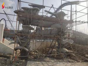 大型塑石假山工程项目